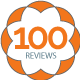 100 Book Reviews on Netgalley