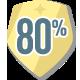 NetGalley 80%