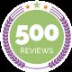 500 Book Reviews